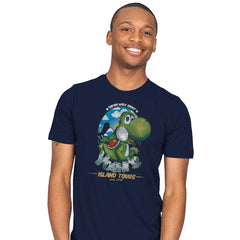 Yoshi's Island Tours - Mens - T-Shirts - RIPT Apparel