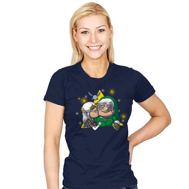 You Are My Greatest Adventure - Womens - T-Shirts - RIPT Apparel