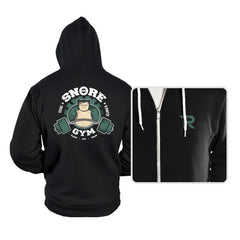 Snore Gym - Hoodies - Hoodies - RIPT Apparel