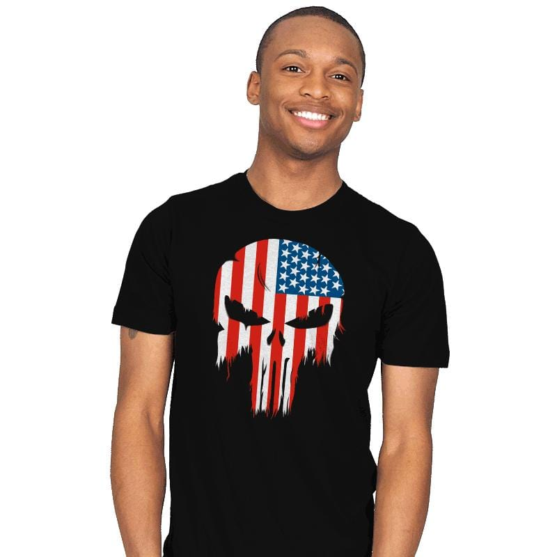 USA - Mens - T-Shirts - RIPT Apparel