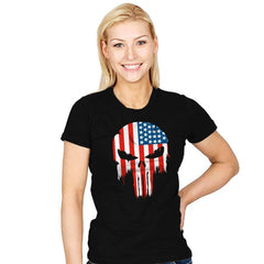 USA - Womens - T-Shirts - RIPT Apparel