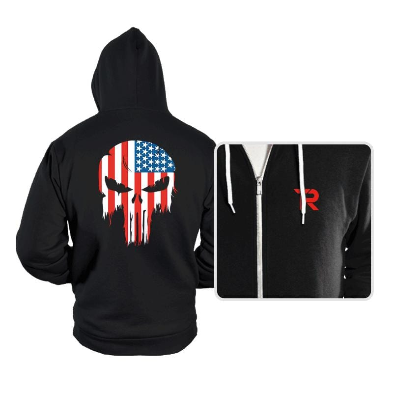 USA - Hoodies - Hoodies - RIPT Apparel