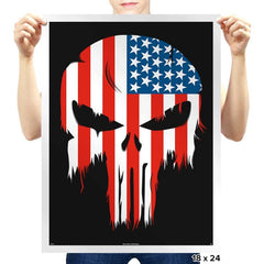 USA - Prints - Posters - RIPT Apparel