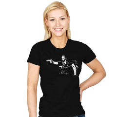 Dead Fiction - Womens - T-Shirts - RIPT Apparel