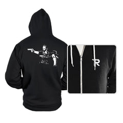 Dead Fiction - Hoodies - Hoodies - RIPT Apparel