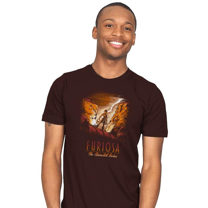 Furiosa: The Animated Series - Mens - T-Shirts - RIPT Apparel
