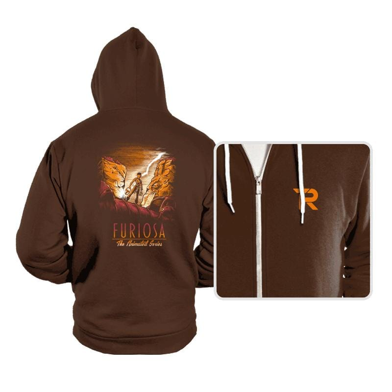 Furiosa: The Animated Series - Hoodies - Hoodies - RIPT Apparel