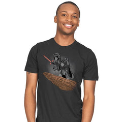 The Sith King - Mens - T-Shirts - RIPT Apparel