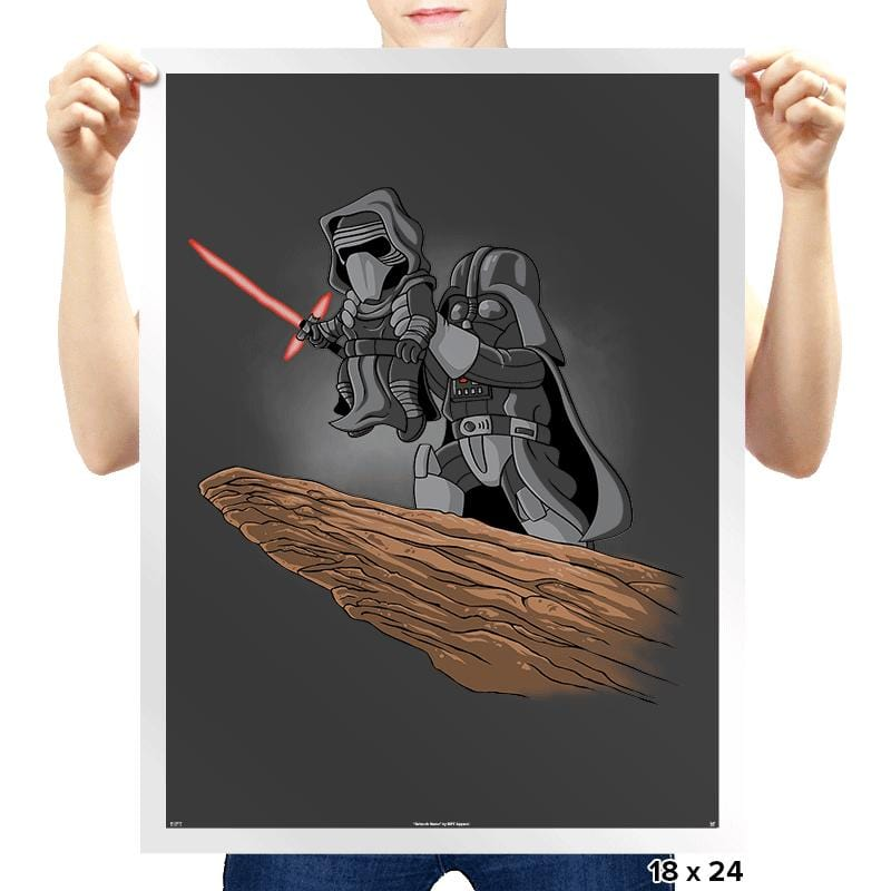 The Sith King - Prints - Posters - RIPT Apparel