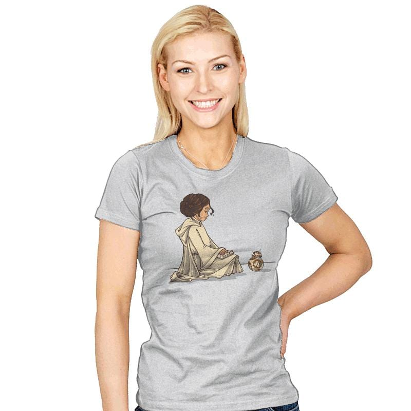 New Toy - Womens - T-Shirts - RIPT Apparel