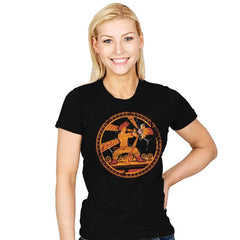 Greeku - Womens - T-Shirts - RIPT Apparel