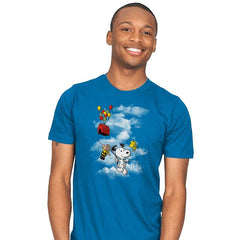 UP Peanuts - Mens - T-Shirts - RIPT Apparel