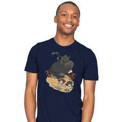 Spirited Falls - Mens - T-Shirts - RIPT Apparel