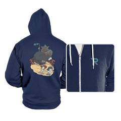 Spirited Falls - Hoodies - Hoodies - RIPT Apparel