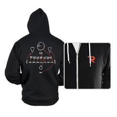 Rebel Playbook - Hoodies - Hoodies - RIPT Apparel