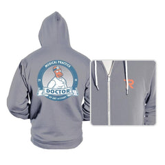 Doctor of Art History - Hoodies - Hoodies - RIPT Apparel