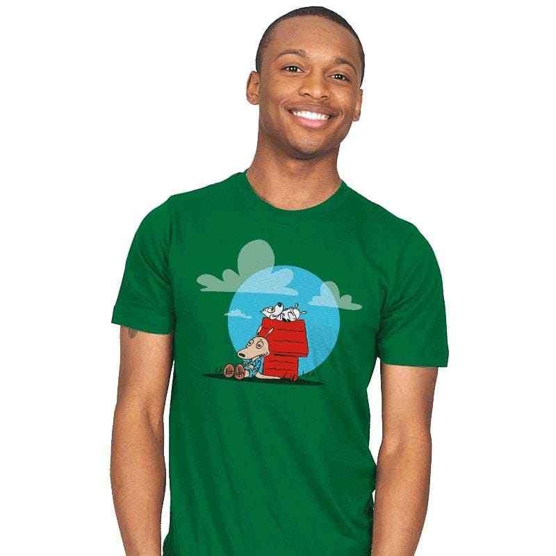 Spunky and His Friends - Mens - T-Shirts - RIPT Apparel
