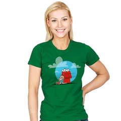 Spunky and His Friends - Womens - T-Shirts - RIPT Apparel