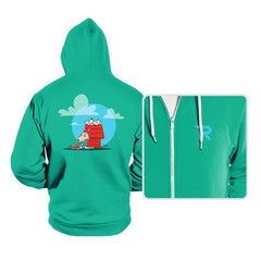 Spunky and His Friends - Hoodies - Hoodies - RIPT Apparel