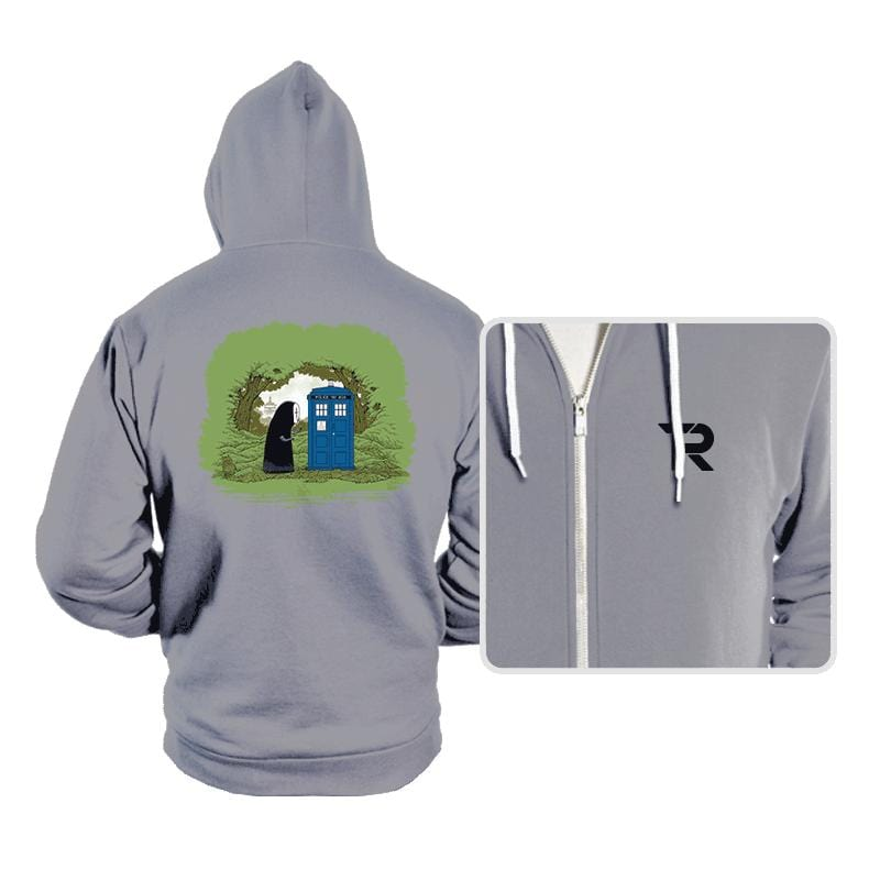 Curious Faceless Spirit - Hoodies - Hoodies - RIPT Apparel