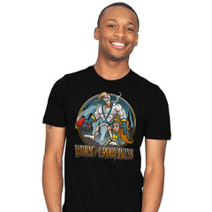 Worm of Grooviness - Mens - T-Shirts - RIPT Apparel