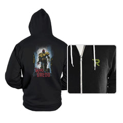 Zombie Law - Hoodies - Hoodies - RIPT Apparel