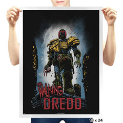 Zombie Law - Prints - Posters - RIPT Apparel
