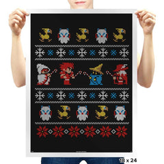 Winter Fantasy  - Prints - Posters - RIPT Apparel