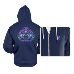 Snake Mountain Gym - Hoodies - Hoodies - RIPT Apparel
