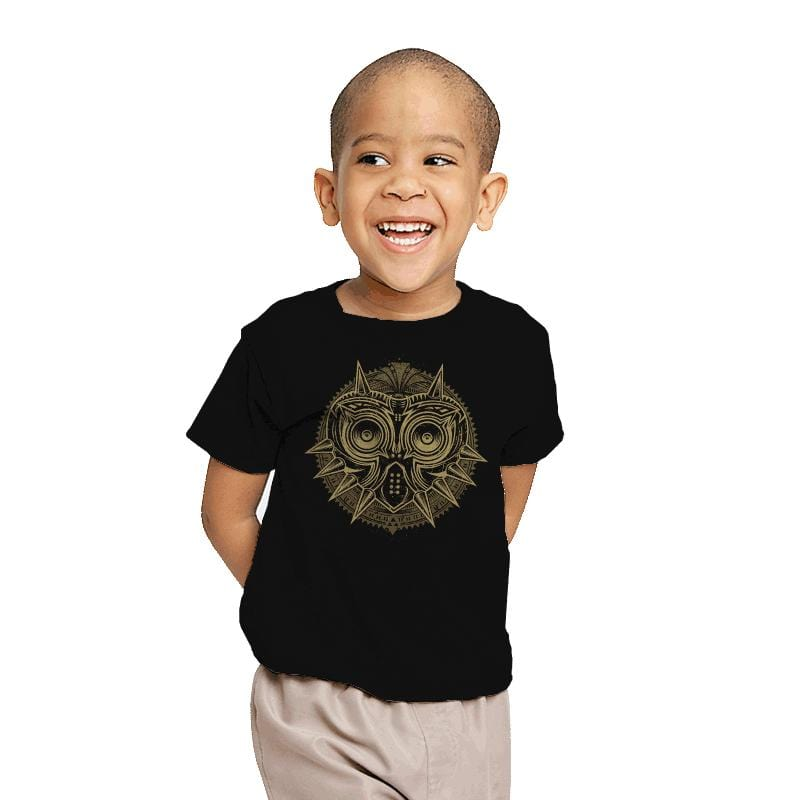 Majormask - Youth - T-Shirts - RIPT Apparel