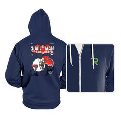The Dark Quail - Hoodies - Hoodies - RIPT Apparel