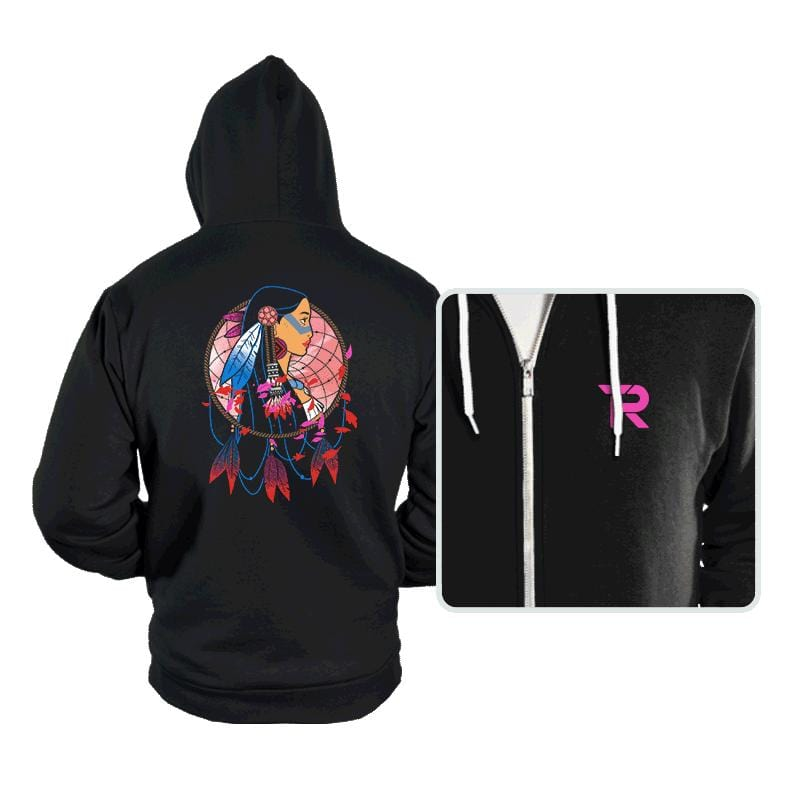 Colors of the Wind - Hoodies - Hoodies - RIPT Apparel