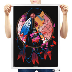 Colors of the Wind - Prints - Posters - RIPT Apparel