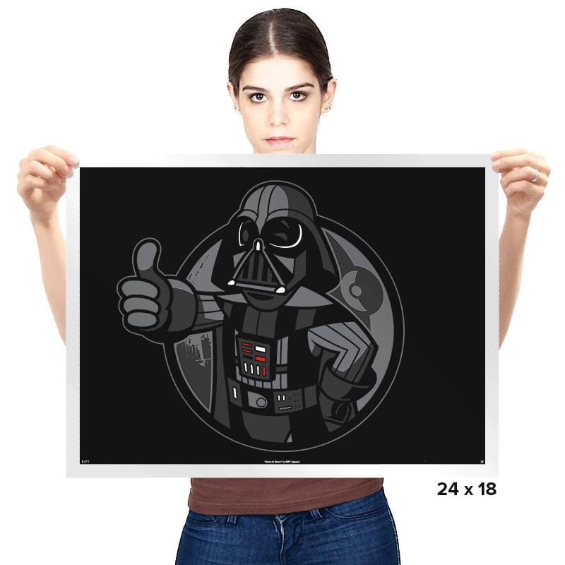 Sith Boy - Prints - Posters - RIPT Apparel