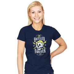Dweller Forever - Womens - T-Shirts - RIPT Apparel