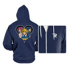 Konoha Hearts - Hoodies - Hoodies - RIPT Apparel