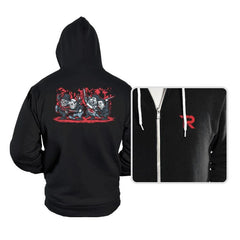 Where the Slashers Are - Hoodies - Hoodies - RIPT Apparel