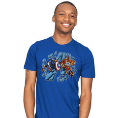 Duck Vengers - Mens - T-Shirts - RIPT Apparel