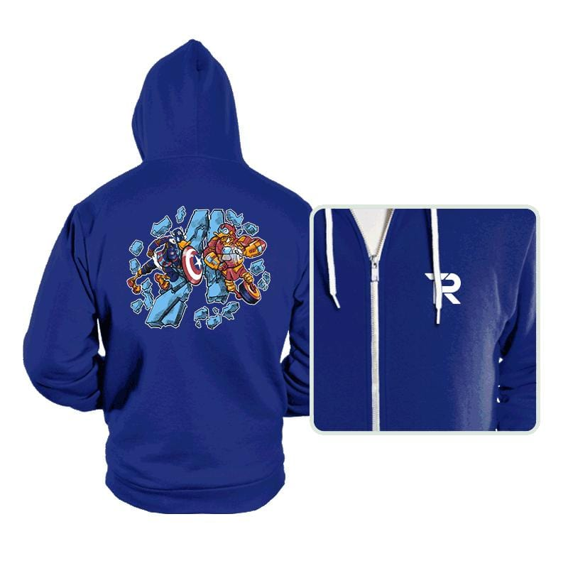 Duck Vengers - Hoodies - Hoodies - RIPT Apparel