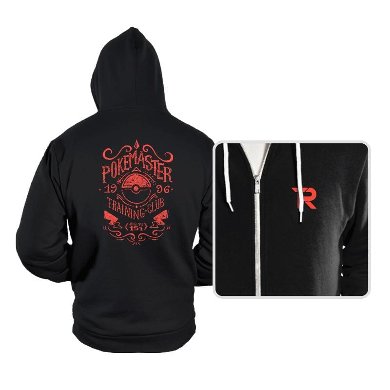Pokemaster Training Club - Hoodies - Hoodies - RIPT Apparel