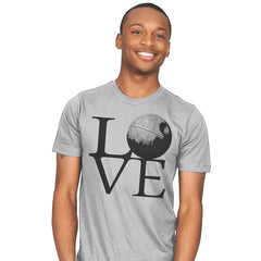 Dark Star LOVE - Mens - T-Shirts - RIPT Apparel