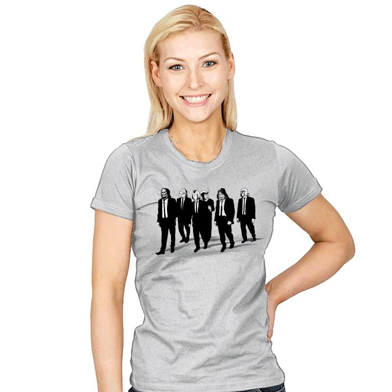 Reservoir Foes - Womens - T-Shirts - RIPT Apparel