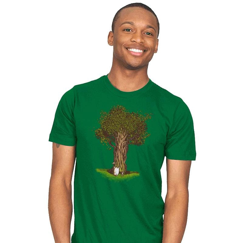 Grow Up! Magic Tree - Mens - T-Shirts - RIPT Apparel