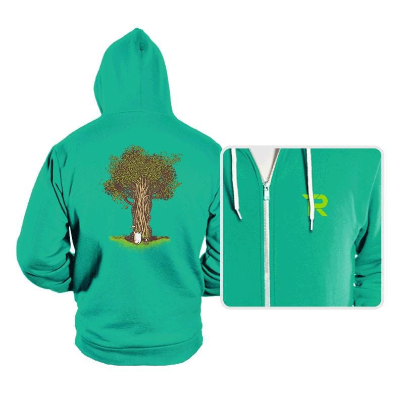 Grow Up! Magic Tree - Hoodies - Hoodies - RIPT Apparel