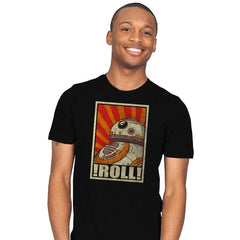 Roll! - Mens - T-Shirts - RIPT Apparel
