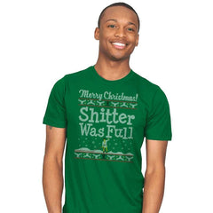 Shitter's Full - Mens - T-Shirts - RIPT Apparel
