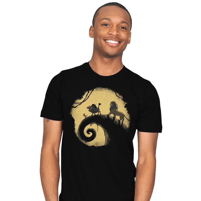 hakuna nightmare - Mens - T-Shirts - RIPT Apparel