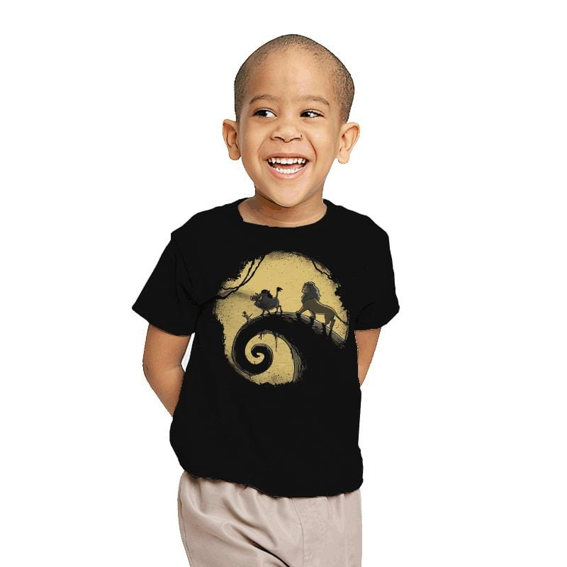 hakuna nightmare - Youth - T-Shirts - RIPT Apparel
