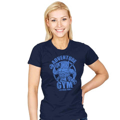 ADVENTURE GYM - Womens - T-Shirts - RIPT Apparel