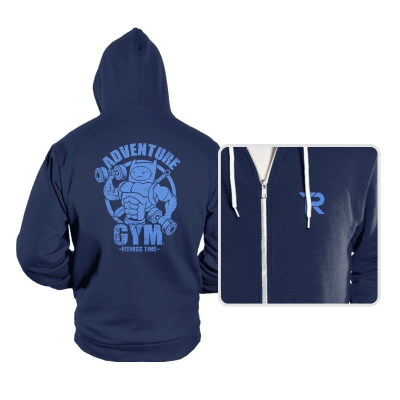 ADVENTURE GYM - Hoodies - Hoodies - RIPT Apparel